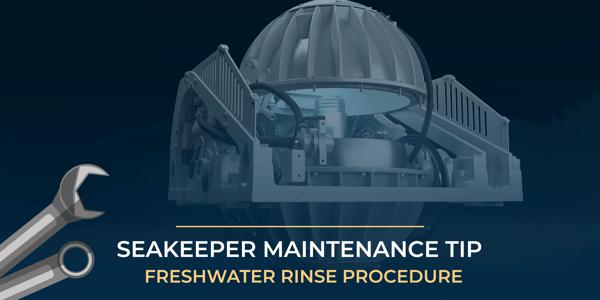 Seakeeper maintance